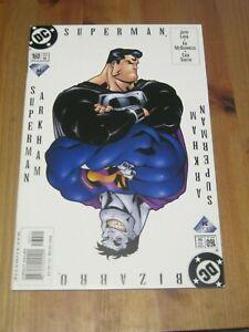 Superman Vol. 2 # 160 Sept 2000 - DC - 1st Modern Bizarro appearance        ZCO1