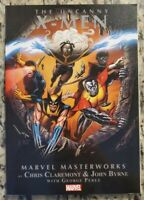 Marvel Masterworks The Uncanny X-Men Vol 4 TPB Proteus Dazzler Phoenix #122-131