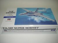 HASEGAWA F/A-18F SUPER HORNET US NAVY CARRIER BORNE FIGHTER / ATTACKER FREE POST