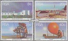 Zuid-Afrika 626-629 (compleet.Kwestie.) First Day Cover 1983 Wetterstationen