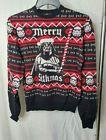 Star Wars Darth Vader Sithmas Mens Size M Ugly Christmas Sweater