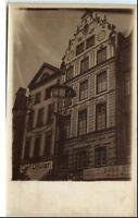 DANZIG Gdańsk Polen AK ~1920/30 Private Echtfoto-AK alte Postkarte Poland
