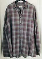 Gander Mountain Guide Series Mens Size 3XL Long Sleeved Fishing Button up Shirt