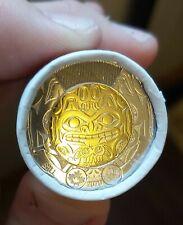 1 2020 $2 Haida Art Bill Reid Birth BU Non Coloured Toonie Coin from Mint  Roll