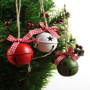 Christmas Bell Family Ornament Hanging Christmas Tree Decoration Festival-mas🔥
