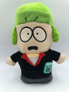 Original South Park Kyle Broflovski Plush Soft Stuffed Toy 2007 Comedy Central
