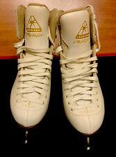New listing Jackson Js1490 Mystique Women's Figure Ice Skates - C Width, Size 3