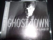Adam Lambert Ghost Town EU CD Single – Like New