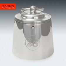 More details for antique 20thc edwardian silver plated 28lbs weight ice bucket c.1900
