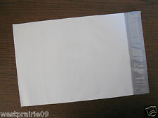 "40 Poly Mailers 9""x12"" Self Seal Plastic Shipping Bags Envelopes"