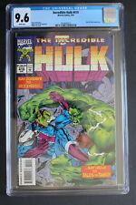 INCREDIBLE HULK #419 1st Full TALOS UNTAMED Captain Marvel MOVIE Villain CGC 9.6