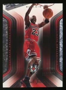 2004-05 Upper Deck UD Ultimate Collection #14 Michael Jordan Bulls HOF 16/750