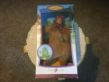 NIB Barbie Collector Pink Label Cowardly Lion from the Wizard of Oz.