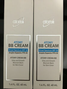 2X Atomy BB cream SPF 30 PA++ Brightening, UV protection Free Shipping