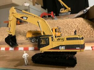 1:50 Escavatore Caterpillar Cat 365Bl Customizzato Norscot 55058