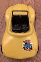 YELLOW TONKA FUN BUGGY DUNE BUGGY TOY VW VOLKSWAGEN