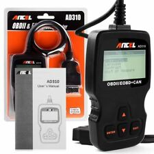 Ancel Ad310 EOBD OBD2 Scanner Car Check Engine Fault Code Reader Diagnostic Tool