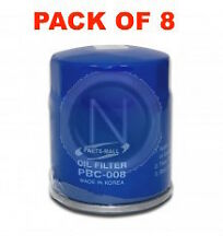 OSAKA Oil Filter Z630 - For Hyundai ILOAD TQ-V  IMAX 2.5L - BOX OF 8