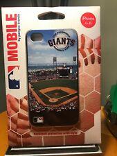 *new* MLB iphone 4/4S case GIANTS
