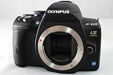 Olympus Evolt E-620 12.3MP Digital SLR Camera Nero Corpo Grande Da Giappone F/S