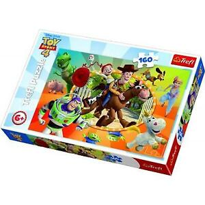 Trefl Toy Story 4 Jigsaw Puzzle 160 Pieces 5+ Kids Game Gift