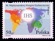 POLAND 1997 **MNH SC#3340 46th Eucharistic Congress