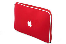 "SOFT Sleeve Carry Bag Case Cover Rosso-Apple 13 "" 13,3"" MacBook Pro Retina Air"