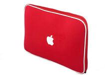 """Funda Suave Bolso Funda Protectora Rojo-Apple De 13 """"de 13,3"""" Macbook Pro Retina Air"""