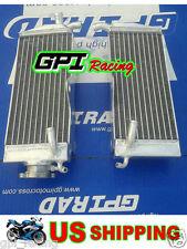 GPI ALUMINUM RADIATOR HONDA CR250R CR 250R CR250 CE 250 R 88-89 1988 1989