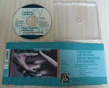 RARE CD MAXI SINGLE 4 TITRES GARY MOORE SEPARATE WAYS