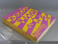 Boris Vian A à Z Obliques 8 9  pataphysique 1976 Edition originale sur vergé