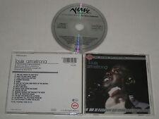 LOUIS ARMSTRONG/VERVE PLATEADO COLECCIÓN(VRERVE 823 446-2) CD ÁLBUM