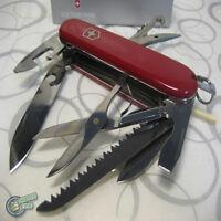1.3713 35650 VICTORINOX Swiss Army Knife Huntsman Red