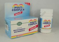 ESI MULTICOMPLEX Adulti 30 compresse integratore vitamine A C E minerali
