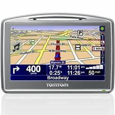 TomTom GO 520 Automotive GPS Navigation Receiver SCANDINAVIAN MAPS (NO UK MAPS)