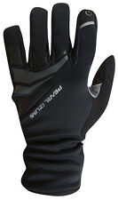Pearl Izumi Elite Softshell Gel Winter Bike Cycling Gloves - Black - Large