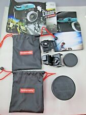 LAMOGRAPHY 110 Telephoto LENS / DIANA Camera Book & Poster + Bags + Accessories