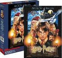 Harry Potter & Sorcerors Stein 1000 Teile Puzzle 690mm x 510mm (NM)