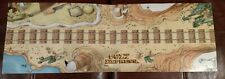Colt Express Board Game Play Mat expansion spielbox promo playmat