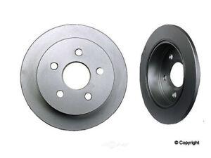 Disc Brake Rotor-Meyle Rear WD Express 405 09074 500
