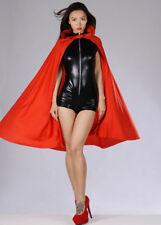 Halloween Short Red Devil Cape