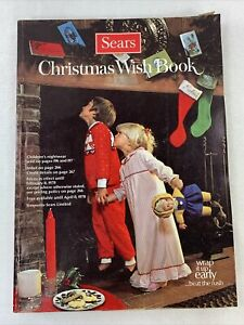 Sears Wishbook Cataloge 1977 Christmas Toys Magazine Shopping Ordering Reference