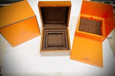HERMES WATCH BOX / CASE. BRAND NEW. 100% AUTHENTIC
