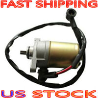 Starter Motor for GY6 50cc 139qmb Chinese Moped Scooter Starting Motor Taotao