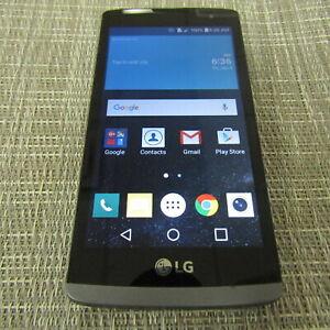 LG RISIO, 8GB - (CRICKET WIRELESS) CLEAN ESN, WORKS, PLEASE READ!! 41654
