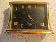 Jean Roulet Le Locle Desk Shelf Clock No. 763 Rare Model Mint Condition