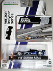 GREENLIGHT 10787 2017 #15 Graham Rahal -Lettermand Lanigan DIECAST INDY CAR 1:64