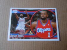 Vignette panini - Basket 2010 NBA - N°284 - Baron Davis