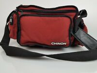 CHINON Padded Camera |Handycam| Camcorder|Lens &  Accessories Bag, VGC