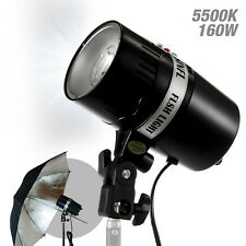 Photography 200W Professional Strobe Flash Lamp Photo Studio Continuous Lighting
